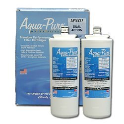 Aqua-Upright AP5527 Reverse Osmosis Pre and Post Filter Set