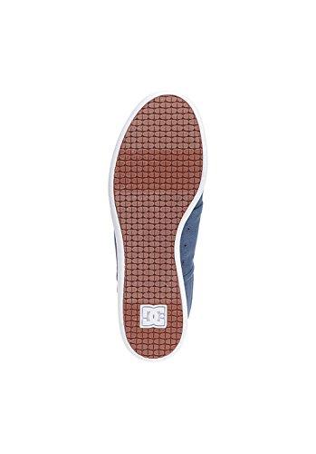 DC Uomo Haven Camel Skateboard Scarpe Herren Shoes DC Schuhe Bleu da Navy fxZROOqw