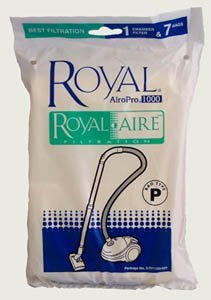 royal-airopro-type-p-vacuum-bags-7-pack-1-filter-by-envirocare