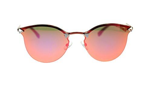 Fendi Women's Sunglasses FF0040 CEM Dark Ruthenium Designer Italy 60mm Authentic