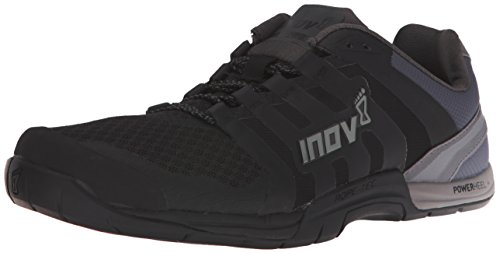 inov-8 Women's F-Lite 235 V2 Cross-Trainer-Shoes, Black/Grey, 9 B US