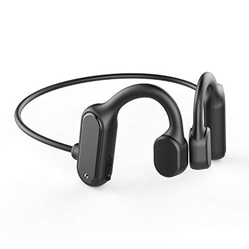 Bluetooth 5.0 Air Conduction Wireless Open Ear Headphones IPX6 Sports Headset Waterproof Running Earphones