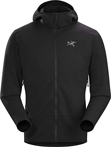 Arc'teryx Kyanite Hoody Men's (Black, X-Large) Arcteryx Covert Hoody Jacket