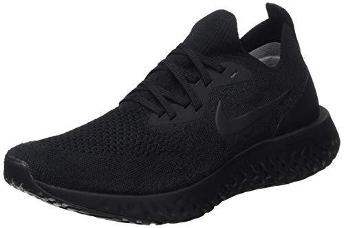 De Para Nike Epic Negro Flyknit 003 Mujer Wmns Zapatillas black Running React RfB1Xfq