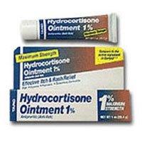 (HC Ointment 1% O-T-C *Tar 1 OZ)