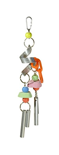Prevue Pet Products Chime Time Cyclone Bird Toy (Prevue Chime)