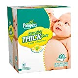 Pampers Thick Sensitive Wipes 420-pk., Health Care Stuffs