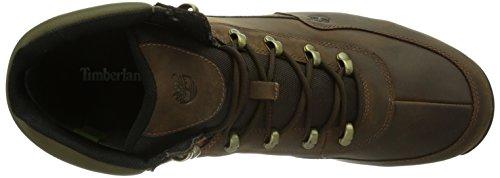 Timberland  - Botas / Boots Clásica, Bajo, Alineados para hombre Marrone (Braun (BROWN))