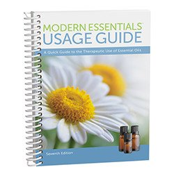 Mini Modern Essentials Usage Guide, October 2015, 7th Edition (Hand Chart Massage)