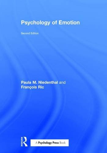 Psychology of Emotion (Principles of Social Psychology)