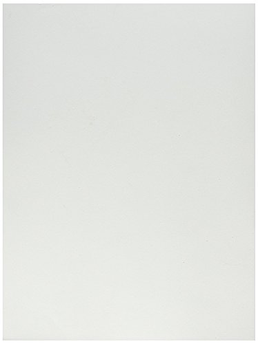 "Foam Sheet 9""X12"" 2mm-White, Pack of 20"