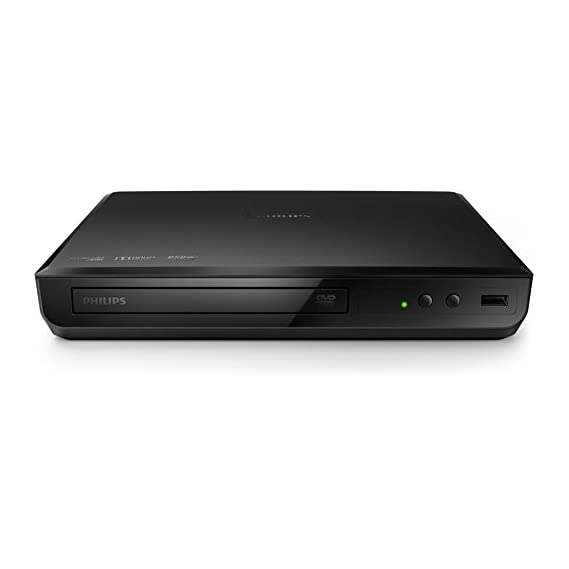 Philips 2000 Series DVP2618 DVD Player (Black)
