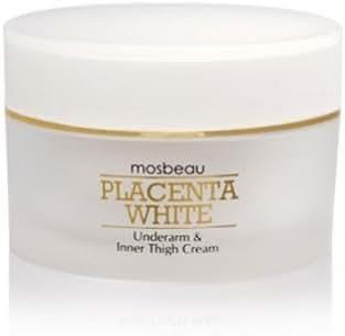 6 Authentic Mosbeau Placenta White Underarm & Inner Thigh Whitening Cream