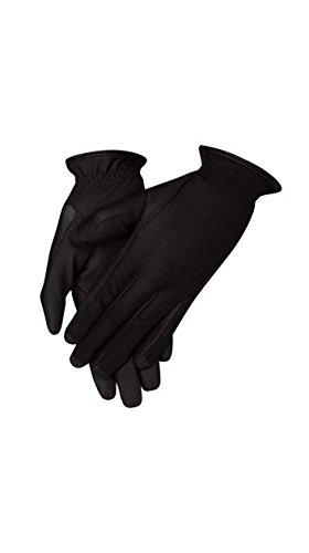 Kerrits Gloves (Kerrits Mesh Riding Glove Black Size: Medium)