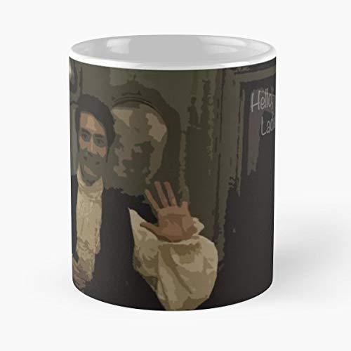 (Vampires Hello Ladies Shadows - Coffee Mug 11 Oz Funny Gift)