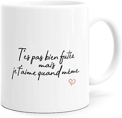 Mug Humour Amour Tasse Message…