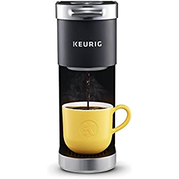 Single k cup coffee maker