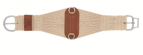 Weaver New Improved Smart Cinch Natural Mohair Blend - All Sizes - Roper and Straight (Roper, 32 inch)