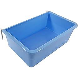 Bonka Bird Toys 2098 Large Feeder Cup (Blue)