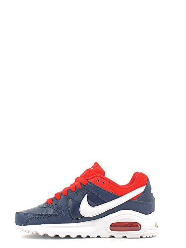 Para Azul Red Hombre De midnight Zapatillas Max university Gs Ltr Air Command white Navy Nike azul Running Flex v1wRPzxq
