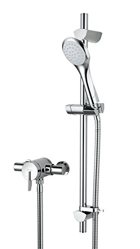 Bristan SOQ2 SHXAR C Sonqiue 2 Thermostatic Surface Mounted Shower Valve...