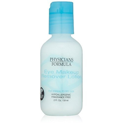 Physician's Formula Eye Makeup Remover Lotion, For Normal to Dry Skin 2 oz (Pack of 4)