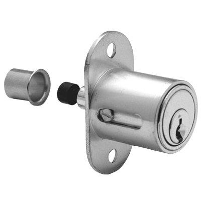 Olympus Plunger Lock Key Number 915 Satin Chrome ()