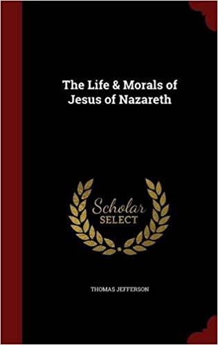 Book The Life & Morals of Jesus of Nazareth