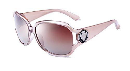 Clásico UV De Retro Femenina Moda última Masculina Polarizada Y La WJYTYJ Sol Protección Gafas p68OvqOw