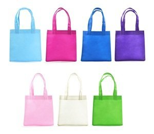 Assorted Non woven Reusable Carrying Shopping product image
