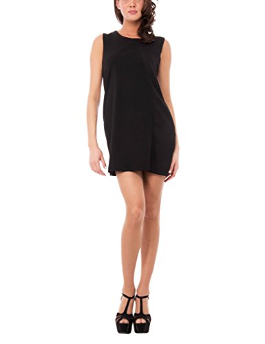 Les Sophistiquees MDEX, Vestido para Mujer, Negro, L