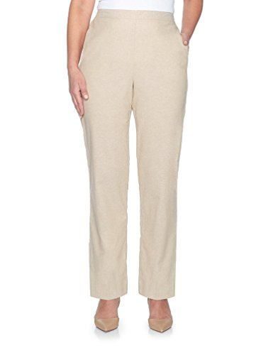 s Blues Traveler Proportioned Medium Pant (16 Petite Medium, Tan) (Essential Traveler Pant)