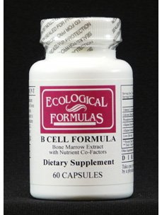 Ecological Formulas B Cell 60 Capsules (B Cell)