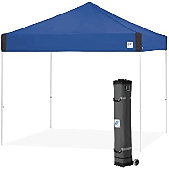 E-Z UP Pyramid Instant Shelter Canopy 10 by 10u0027 Royal Blue  sc 1 st  Amazon.com & Amazon.com : E-Z UP Pyramid Instant Shelter Canopy 10 by 10 ...
