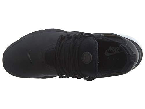 Nero Nike Black Low Tecnico Uomo Utility Sneakers Presto white Black Air Tessuto FFB6A4qz