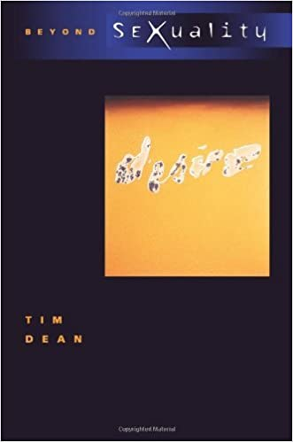 Beyond Sexuality by Dean Tim (2000-09-01)
