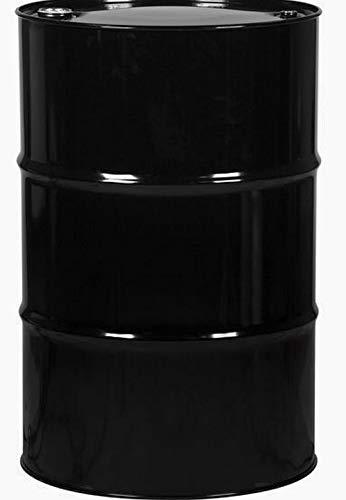 55 Gal Closed-Top Steel Drum-Black-EPOXY-PHENOLIC Lining