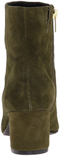 Bootie by Ankle Suede Steve Women's Steven Olive Madden Wes wYvwqz6x