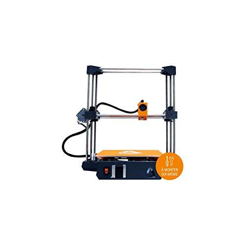 Imprimante 3D Discoeasy200 en kit par DAGOMA | A Monter soi-même, Facile à Utiliser, Compatible avec Tout Type de Filament PLA 1.75mm – L'imprimante 3D pour Tous Les bricoleurs