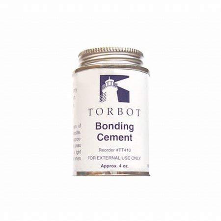 Bonding Liquid Cement - Torbot Group Inc Liquid Bonding Adhesive Cement 4Oz Tube, Latex (1 Each)