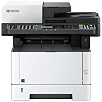 Kyocera 1102S22US0 Model ECOSYS M2635DW Monochrome Multifunctional Laser Printer - Up to 37 B&W PPM - Print, Scan, Copy and Fax - Resolution 600 x 600 DPI, Up To Fine 1200 x 1200 DPI