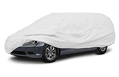 TYVEK, Best Sun Protection Mini Van Car cover fits Dodge Grand Caravan 1984-2010