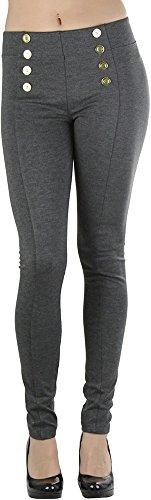 素人予報燃やすToBeInStyle PANTS レディース US サイズ: Medium カラー: ブラック