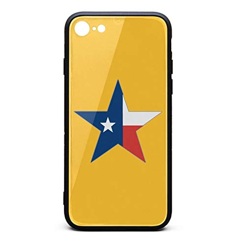 Texas Star New Case for iPhone 6 and iPhone 6s Pretty Hard TPU Bumper Phone Protect Compatible with iPhone 6 and iPhone 6s Case
