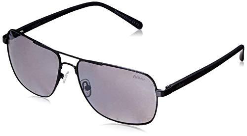 Revo Unisex RE 5022 Peak Navigator Polarized UV Protection Sunglasses Aviator, Black Frame, Graphite ()