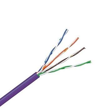 Cat5e cat 5 utp lszh lsoh network cable reel box 305m amazon cat5e cat 5 utp lszh lsoh network cable reel box 305m purple sciox Choice Image