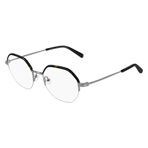 003 RUTHENIUM // Eyeglasses Stella McCartney SC 0184 O