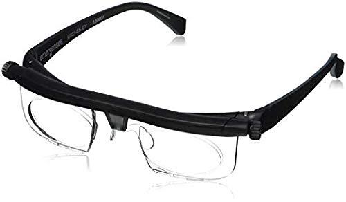 Adjustable Focus Glasses Dial