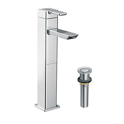 Moen Vessel Sink Faucets - 9
