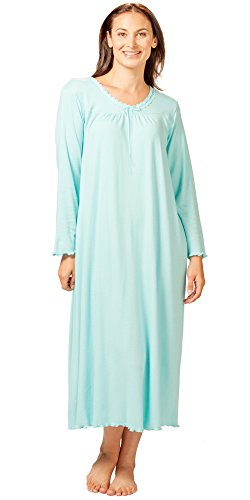 Long Sleeve Ballet Nightgown - 9